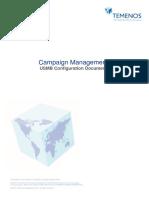 USMB Configuration Campaign Management v2.0