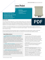Cambium Pmp 450 Access Point Datasheet Sept2016