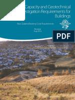 New Zealand building code requirement