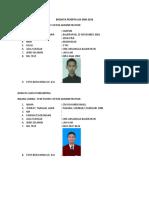 Biodata Peserta Lks