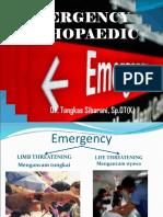 emergency ortopedi