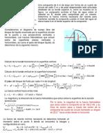 Superficies curvas problema 1-82 Cengel