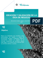 Presentacion_Ideación y Validación de Ideas de Negocio