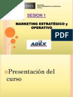 Definición Plan de Marketing