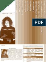Programación Feria Del Libro UCAB 2017