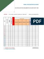 Neuropsi Recolección de Datos (1) Tabulacion de Tests