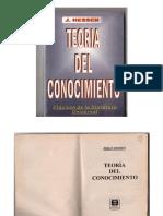 Hessen (2006. )Teoria del conocimiento.pdf