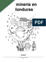 Mineria en Honduras