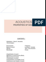 1. Theory of Acoustics
