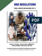 TR Hilot (Wellness) NC II