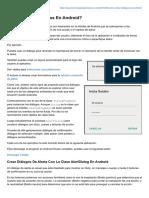 Hermosaprogramacion.com-Como Crear Diálogos en Android