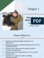 Ch 1 Introduction to Entrepreneurship Barringer