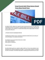 Amerpride Shares Tax News!