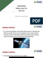 Aula 02 - Satelites - Redes Sem Fio