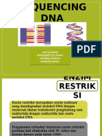 4. Restriksi Site & Sequencing