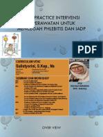 Best practice intervensi keperawatan untuk mencegah phlebitis dan iadp rini.pdf