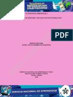 """Evidencia 5 Plan de Muestreo """"Recolección de Información"""""""