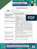 IE Evidencia 3 Cuadro Comparativo Indicadores de Gestion Logisticos