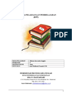 Rpp Sas Ing Kelas Xi Kd 3.10
