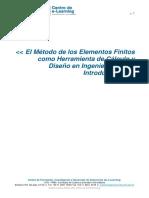 Programa Curso FEM Nivel Introductorio
