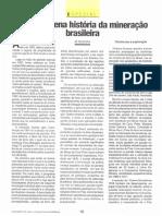 mineración brasilera