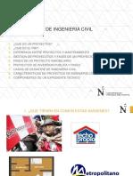 Clase 1-Proyectos IntroduccionPDF