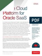 V2 Cloud Platform for SaaS Solution Brief
