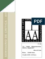 Ciudad Hispanoamericana Modelos y Significados (1)