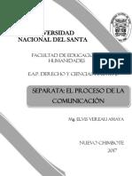 SEPARATASOBREELPROCESODELACOMUNICACIC393N