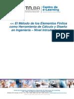 Unidad Didáctica 5-Análisis de Sistemas Continuos-Introducción Al MEF