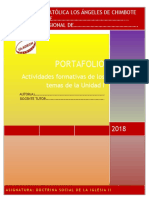 Portafolio I Unidad - DSI II 2018-2 (1)