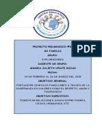 Informe Proyecto Mi Familia_yu_chf2019