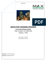 Induction Training Programme (3)