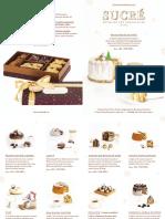 Sucre Christmas Brochure December 2018