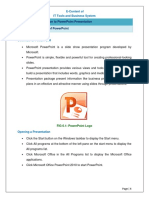 Introduction to PowerPoint Presentation
