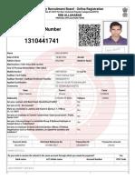 Rrb Ntpc Application