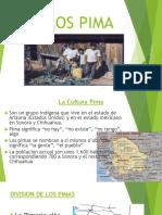 LOS PIMA Historia