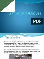 Left hand turnout.pptx