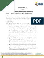 Transferencia Internacional de Datos PFR2