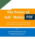 eBook 1 - Personal Motivation