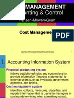 Cost Management 2
