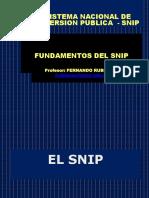 SNIP PERU