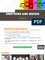 Chapter 04- Emotions and Moods
