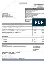 Tax Invoice 01