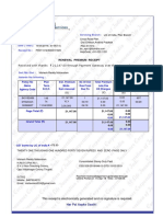 Current Transformer Specifications