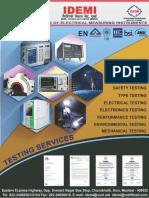 ETL Brochure
