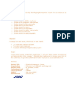 The Export Shipping Documentation Process