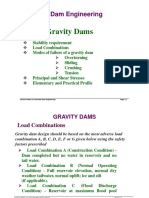 Gravity Dams