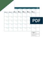 ANNEX 4A - Calendar of OJT Hours