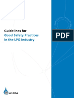 Guidelines for good safety practices in the LPG industry
